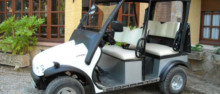 Lloguer de cotxes elèctrics Xarret a l'Espluga de Francolí