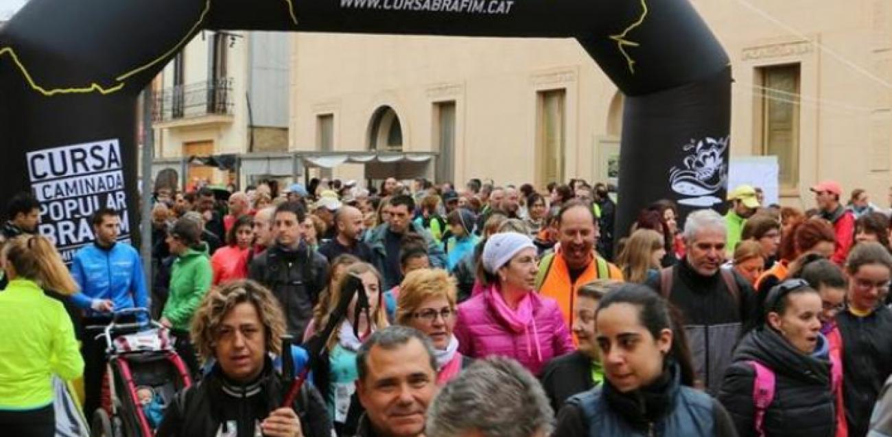 15a Cursa i Caminada Bràfim—Ermita del Loreto i 5è Canicross
